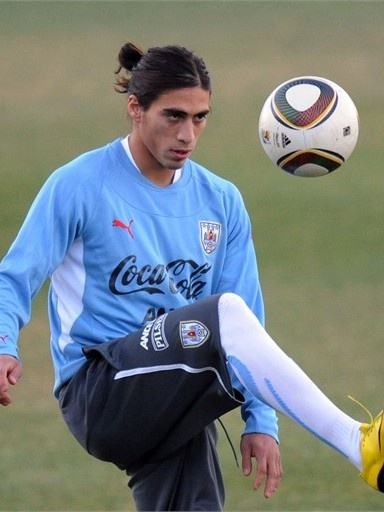 Concentration (Martin Caceres- Uruguay National Team/Sevilla)