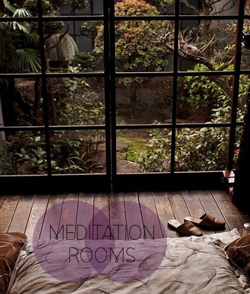 ideas to make a meditation space in your home i want