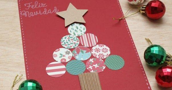 1000 ideas about como hacer una tarjeta on pinterest - Como hacer tarjetas de navidad ...