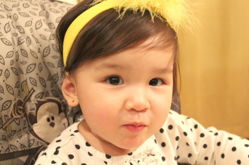 half asian/half white baby! someday I will have one ... Cute Asian White Baby
