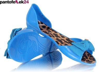 Niebieskie baleriny / Blue ballerines / 27 PLN #baleriny #blue #ballerines