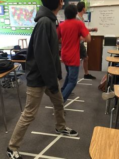 (ACTIVITY) Dance Dance Transversal is a fun movement-based activity that helps students remember transversal angle rules using the style of the Dance Dance video game.