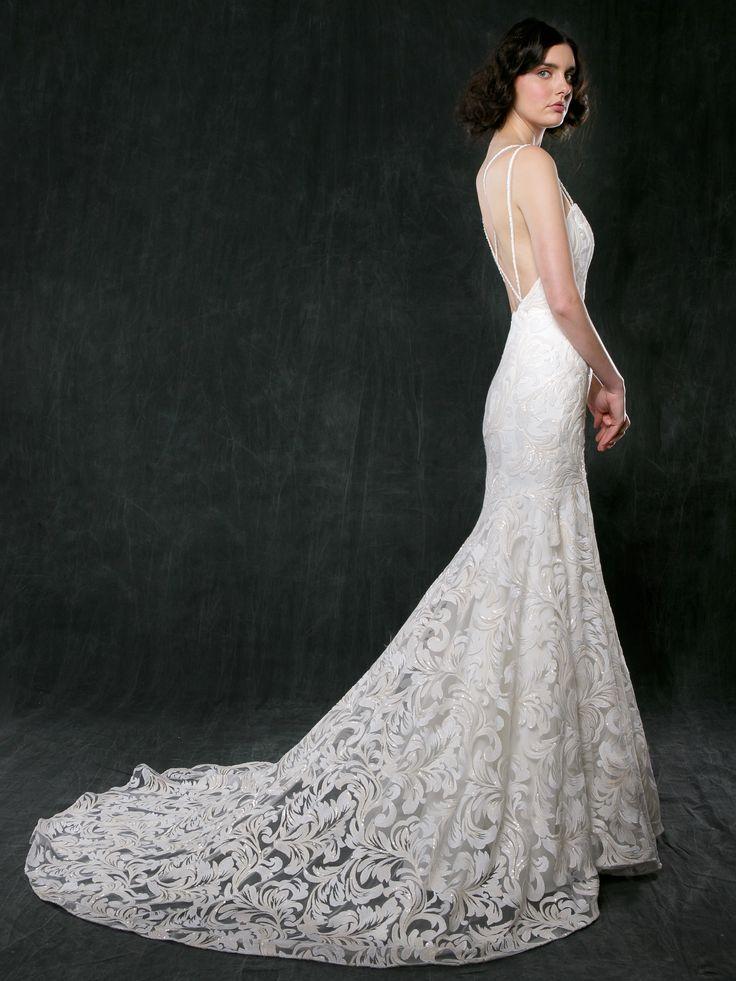 See Sareh Nouri's Elegant Wedding Dresses for Spring 2017   TheKnot.com
