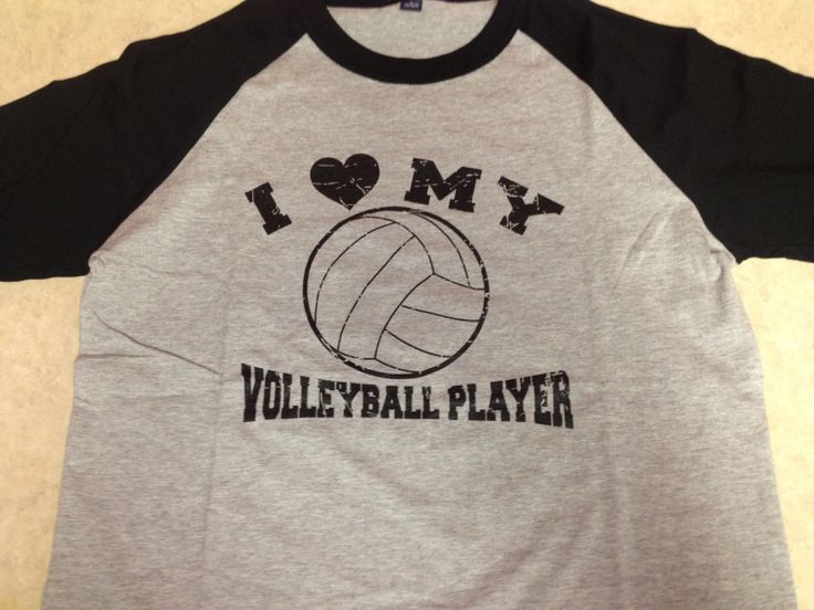 I Love My Volleyball Player Business And Logos