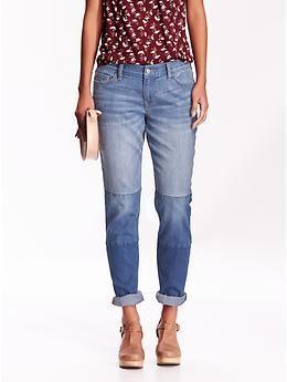 Boyfriend Skinny Ankle Jeans   Old Navy