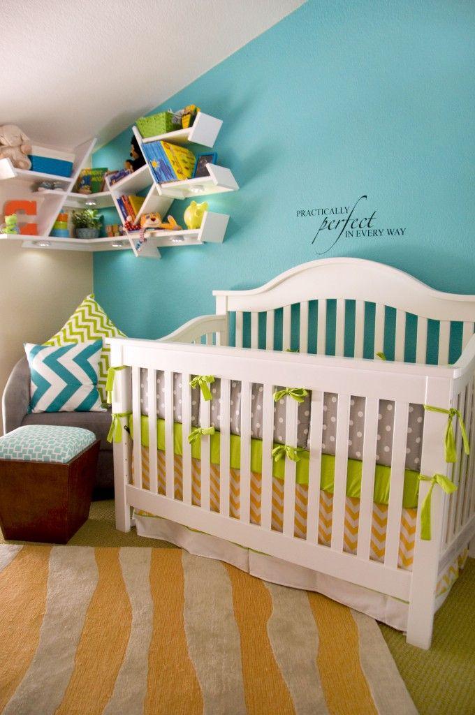 Baby Lotosky's Nursery