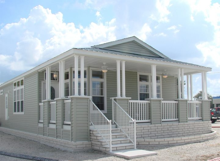 Exterior Of A Manufactured Home By Jacobsen Homes.... WOW
