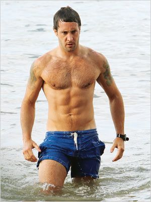 Hawaii Five-O, Alex O'Loughlin | (Votes received: 626; 3%) ''Steve McGarrett H 5-0 hands down!!!!'' — J ''Steve McGarrett. Yummy! Who wouldn't want to wake up to that ripped bod…