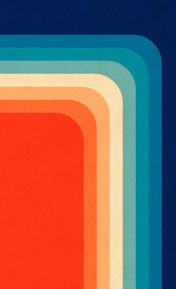 70s Color Palette Diy Design Kool In 2019 Retro Color