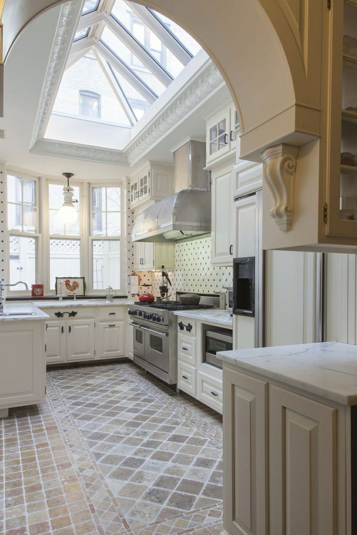 Upper West Side 1800 S Townhouse Kitchen Designed By Ny