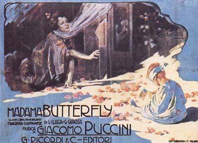 Madama Butterfly – G. Puccini 1904