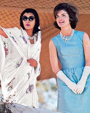 Gayatri Devi symbolised royalty beyond traditions - Rediff.com ...
