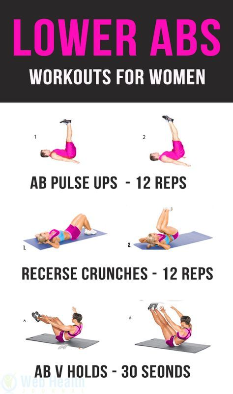 Abdominal workouts: Achieve your - 44.1KB