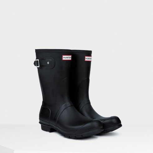 Original Short Rain Boots $138.00 in Hunter Green size 7