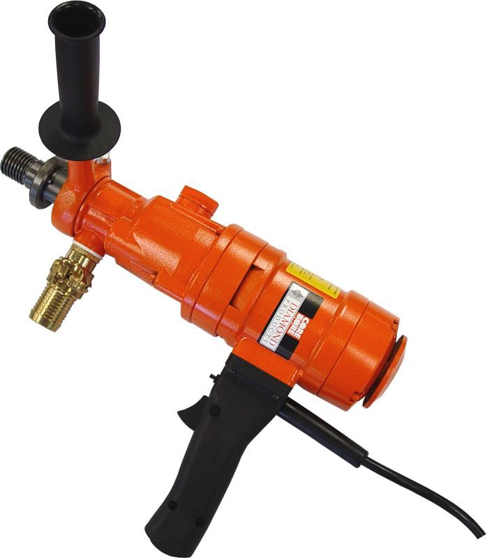 Diamond Products 47055 Core Bore Weka DK13 14 Amp Electric Hand Held Drill Motor Power Tool Accessories Motors Core Drilling