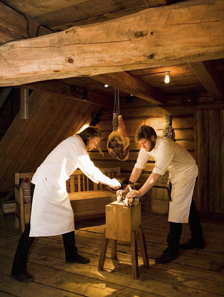 New Nordic Food – Fäviken – Culinary Jämtland – Client: Gourmet och Kupé