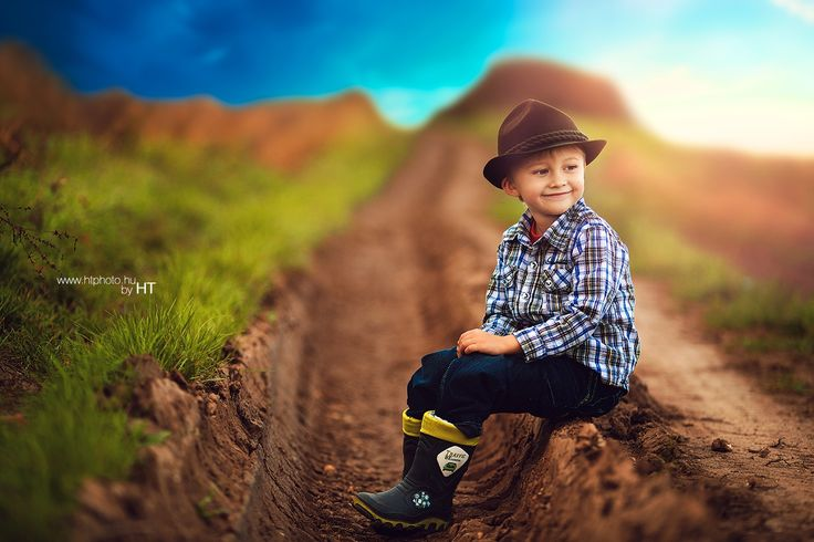 Kid by HorvathTamas on 500px