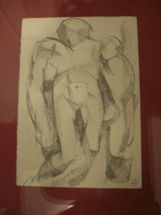 Музей рисунка - Вера Игнатьевна Мухина. Выставка в Русском музее