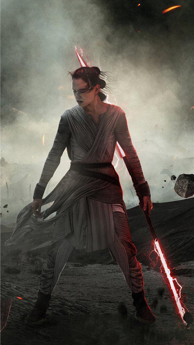 Dark Rey Star Wars The Rise Of Skywalker Rey Star Wars Star Wars Wallpaper Star Wars Pictures