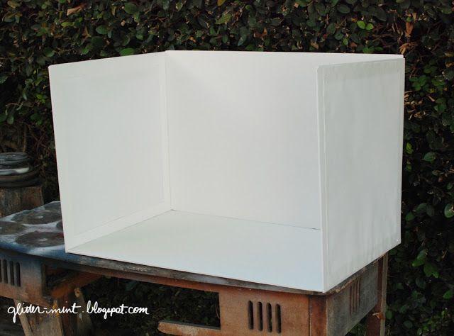 Glitter Mint: DIY Light Box