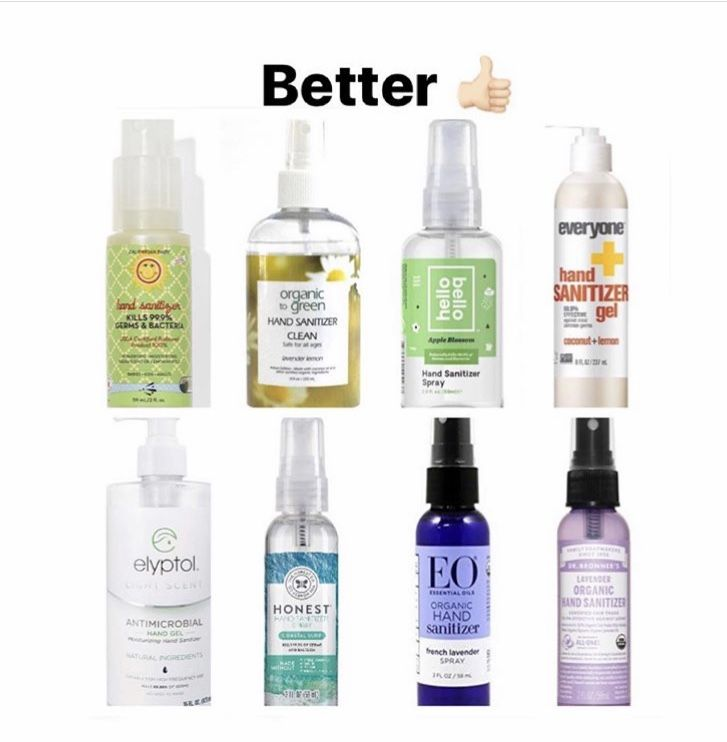 Why I Don T Use Hand Sanitizer And The One Ingredient Natural