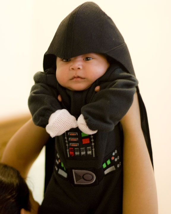 Baby Vader by edzuantengku.com #Darth_Vader #Baby #edzuantengku