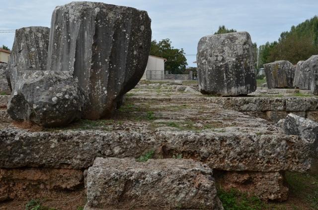 Temple of Athena Alea- Ancient Tegea