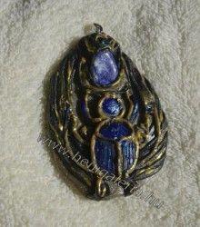 Gallery of Pendants: sacerd scarabeus pendant / szkarabeusz nyaklánc medál…