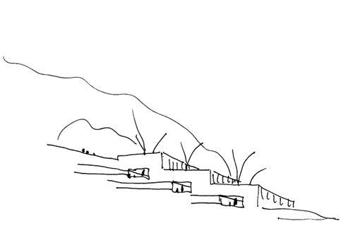Jaime J. Ferrer Forés Architect - 14 Social Houses Valldemossa