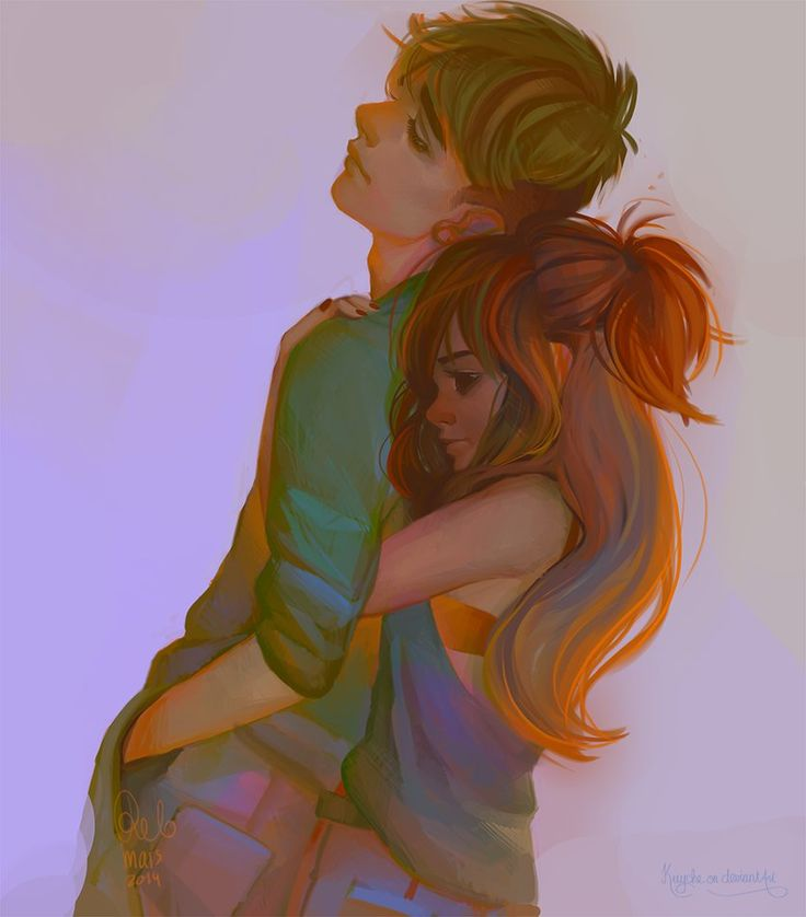 couple III by Ni-nig on DeviantArt . Character Drawing Illustration
