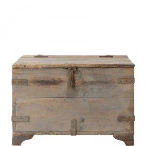 Indian Wooden Box #weylandts #entertaining