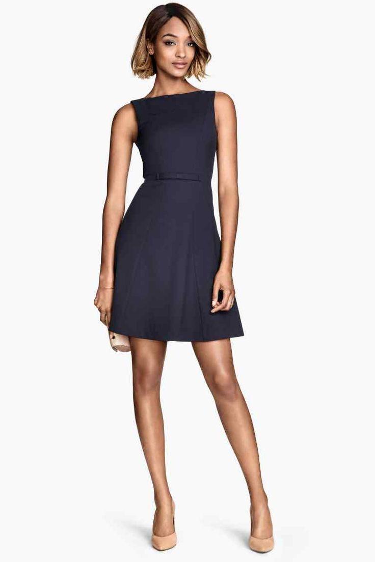 Vestido sem mangas | H&M