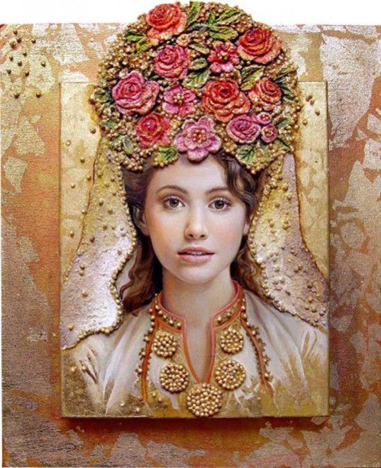 картины художника Марины Илиевой - 07