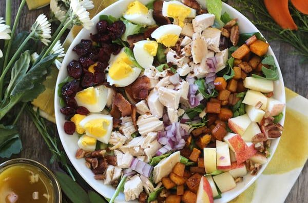 Healthy and Fabulous Pumpkin Salads | http://eatdrinkpaleo.com.au/healthy-fabulous-pumpkin-salads/
