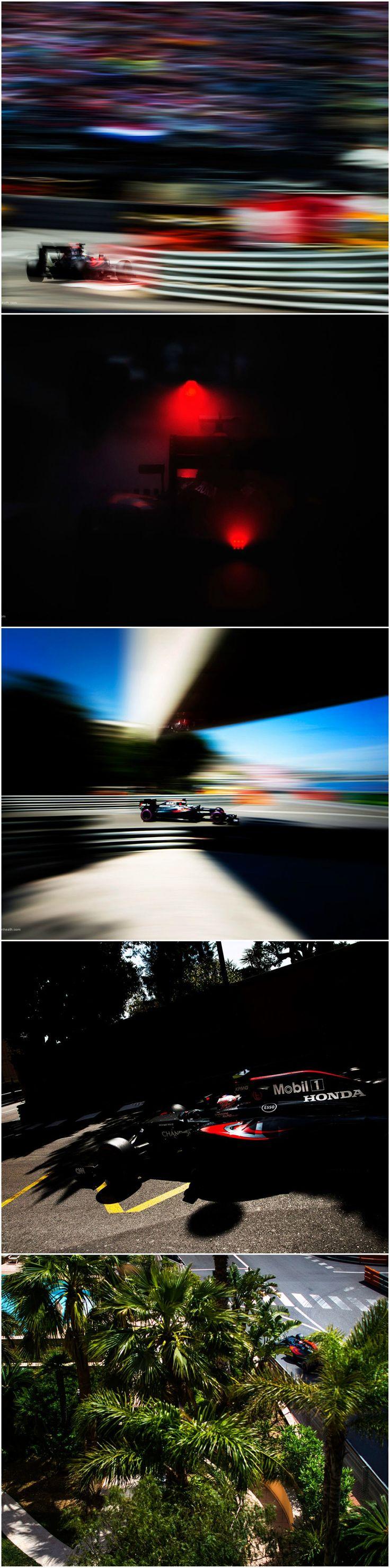 The 2016 Monaco GP in pictures, by F1 photographer, Darren Heath