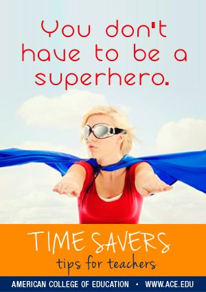You dont have to be a superhero