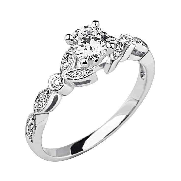 Cheap Diamond Engagement Rings For Women