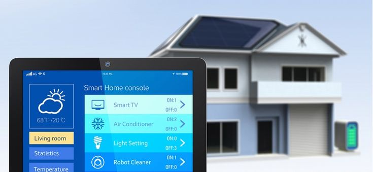Choose #HomeAutomation for Assisted Living