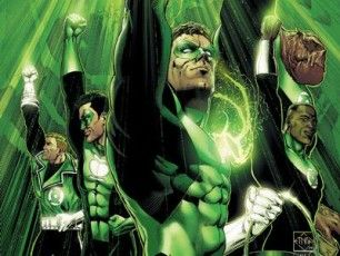 Green Lantern Reboot Officially Titled Green Lantern Corps.