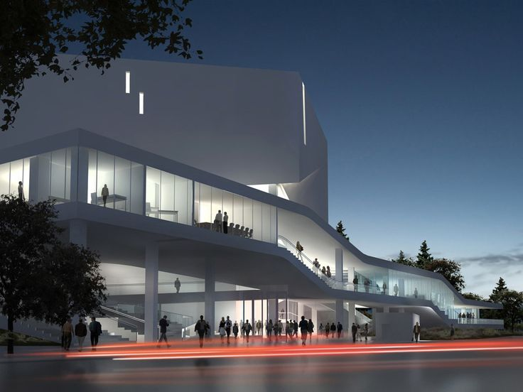 San Francisco State University unveiled designs for the Mashouf Performing Arts Center, a 242,150 square foot state-of-the-art facility that will transform creative arts education and performing arts at SF State and throughout the region. The new performing arts center will ...
