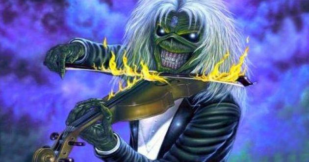 Iron Maiden: 10 canciones de la banda que sonarían impresionantes con una Orquesta