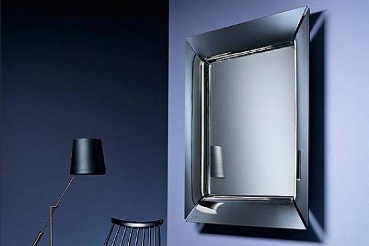 Design Spiegel CAADRE | FIAM | Italian design | GlazenDesignTafel.nl | Design by Philip Strack | Interior design | vidre glastoepassingen, Leiden