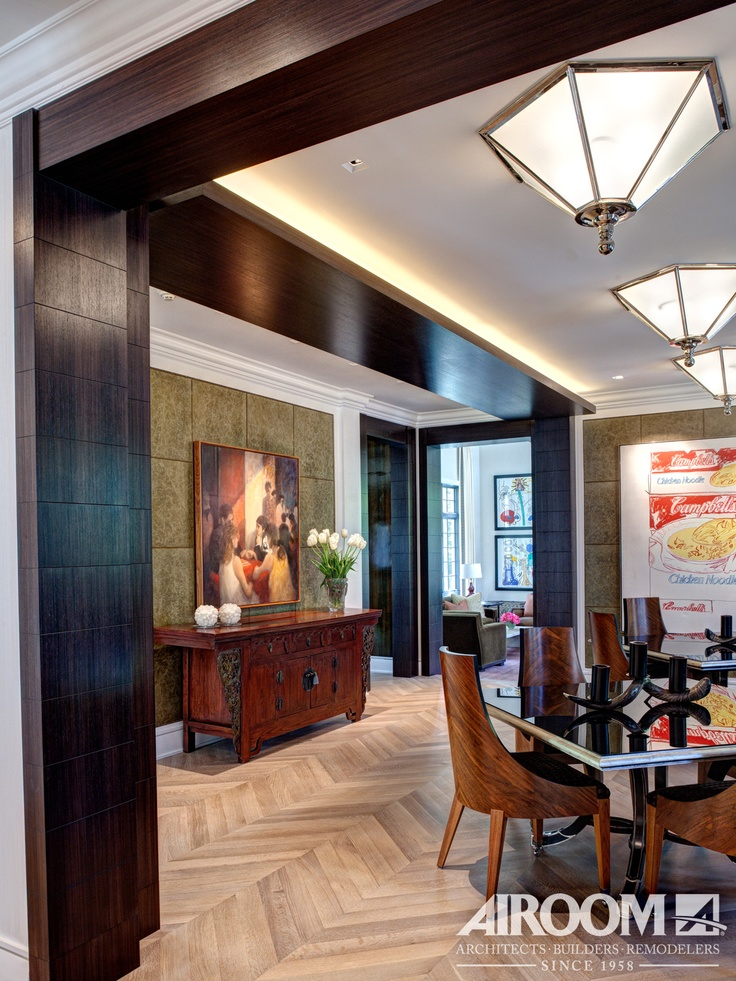 Talk about a dining room This Winnetka