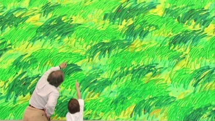 ECM Virtual Tour 2011-Large web movie ( I would like to visit the Eric Carle Art Museum!!)