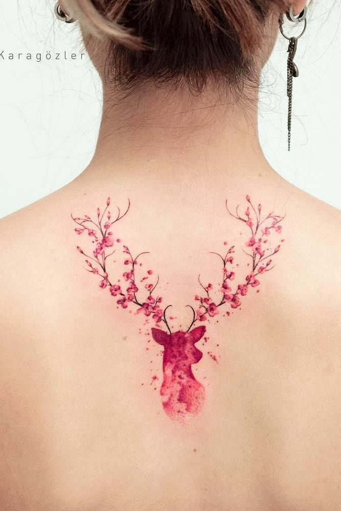 12237380 904701022975819 922343714 N Jpg 480 480 Deer Tattoo