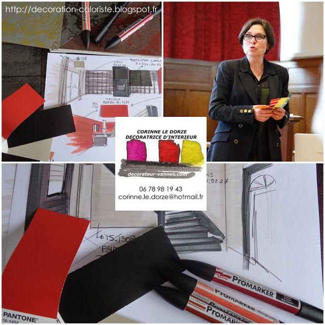 17 best images about amie corinne le dorze d coratrice d 39 int rieur coloriste architecte d. Black Bedroom Furniture Sets. Home Design Ideas