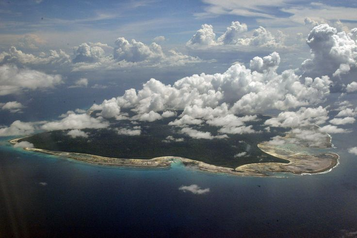 North Sentinel Island is inhabited by a small indigenous population known as the Sentinelese, who have rejected contact with all other peoples -