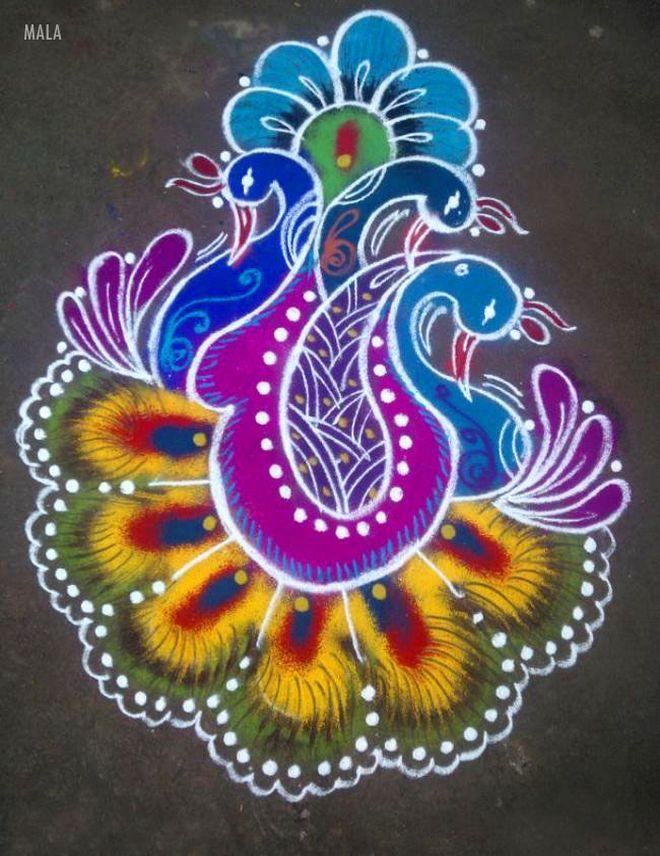 Mehndi Designs Rangoli : Best r�n �l images on pinterest beautiful rangoli