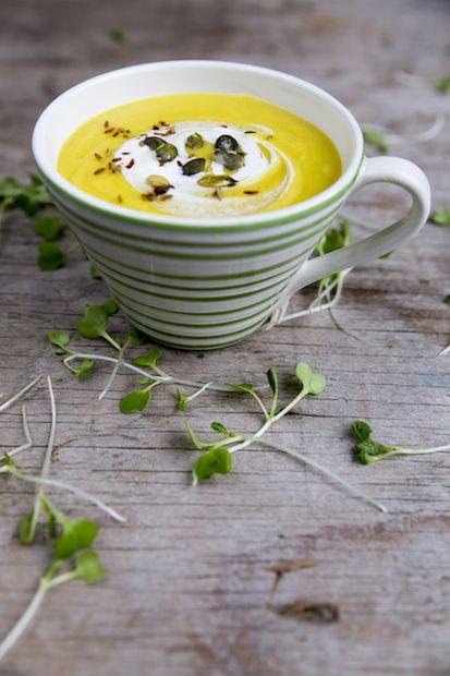 Lentil soup. http://www.jotainmaukasta.fi/2015/01/12/kvinoachili/