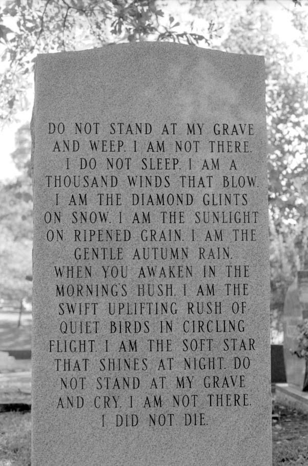Beautiful Grave Poem    www.victoria-gran...